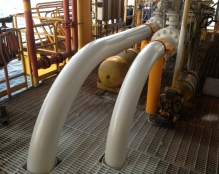 Nasr Production Platform water & Oil Risers Replacement & Repair Project